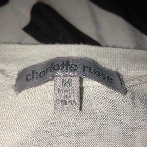 Charlotte Rousse short sleeve shirt
